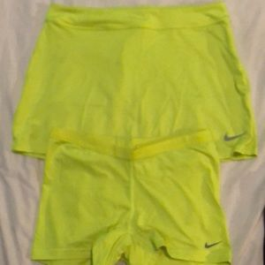 Women's Nike Golf Skirt